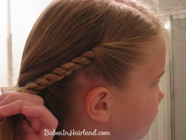 Rope/Twist Braid Video Tutorial (1)