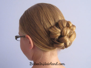 Image result for braided bun