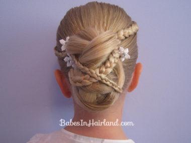 Micro Braid Updo | Wedding Hairstyles (13)