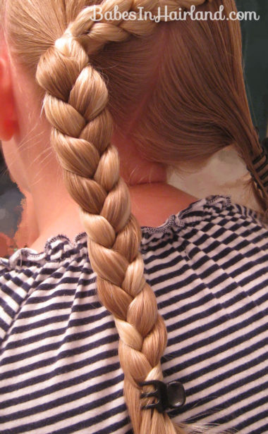 Letter Z Hairstyle (9)
