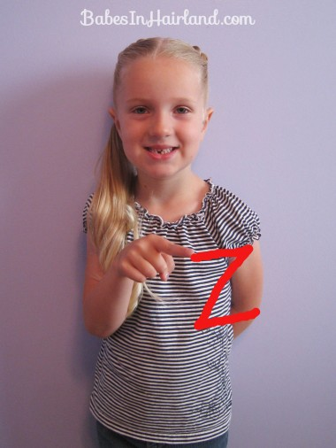 Letter Z Hairstyle (12)