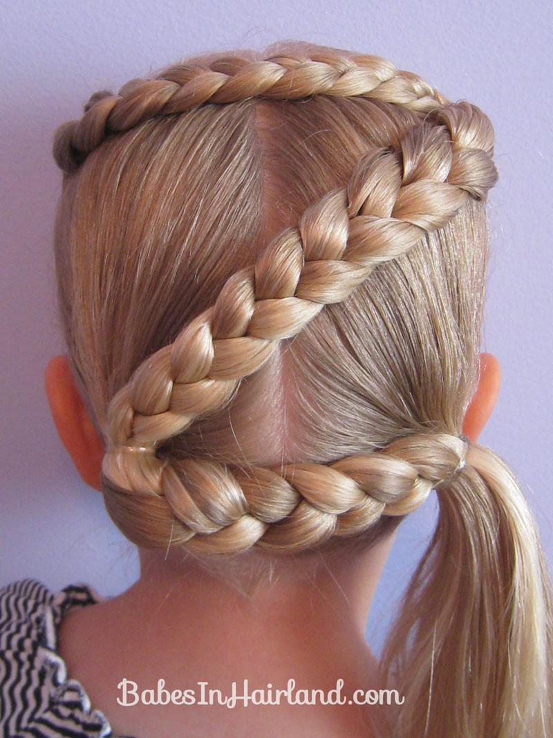 Magnificent Letter Z Hairstyle Babes In Hairland Hairstyles For Women Draintrainus