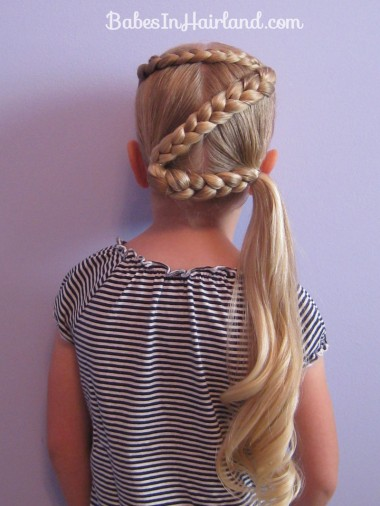 Letter Z Hairstyle (13)