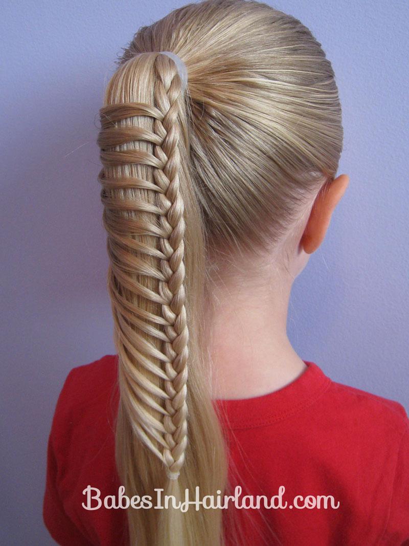 Fantastic 20 Back To Scohol Braids Babes In Hairland Short Hairstyles Gunalazisus
