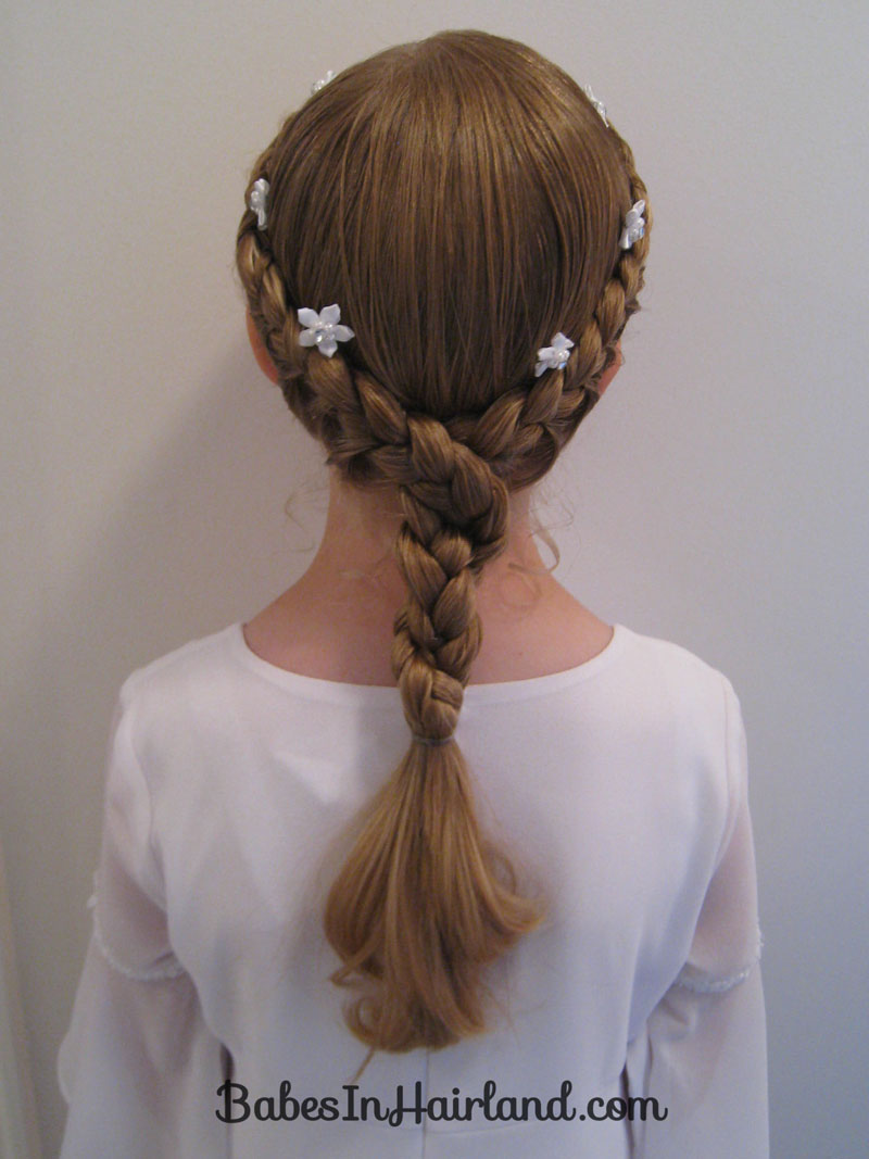 Two Braids On Each Side Into One Two Braids On Each Side Into One €� Images