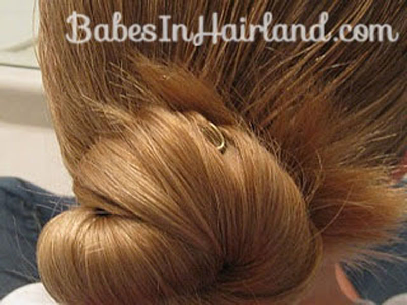 Spin Pin Bun Review Babes In Hairland