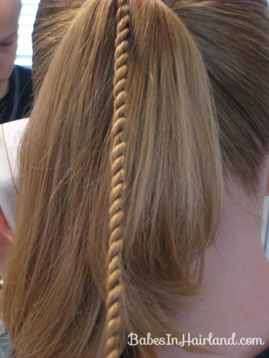How to add beads to the ends of braids (3)
