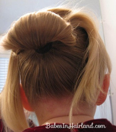 Easter Updo Hairstyle (4)