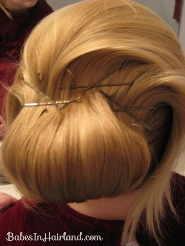 Easter Updo Hairstyle (3)