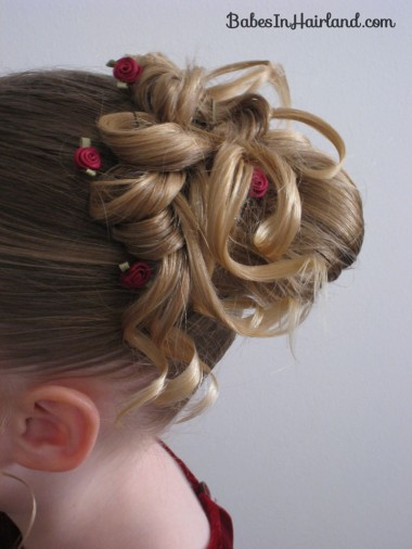 Easter Updo Hairstyle (12)