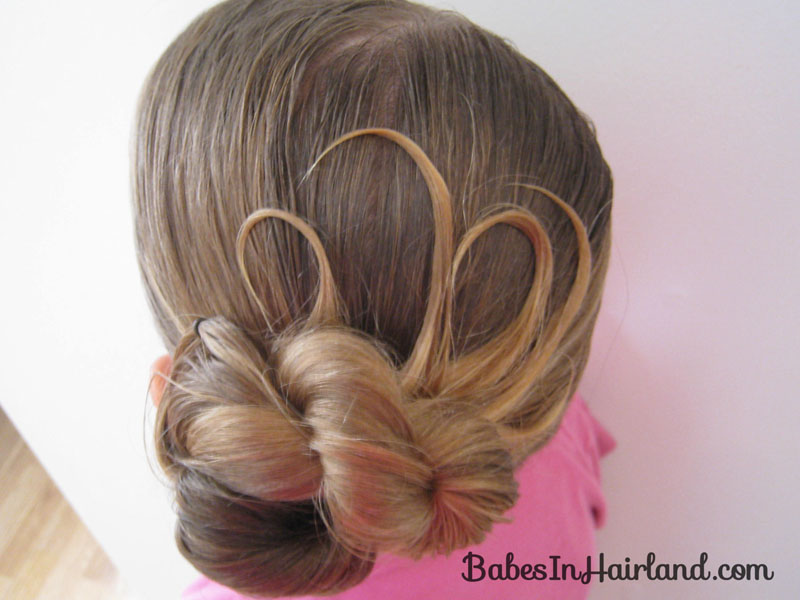 Outstanding Dressed Up Bun Babes In Hairland Hairstyle Inspiration Daily Dogsangcom
