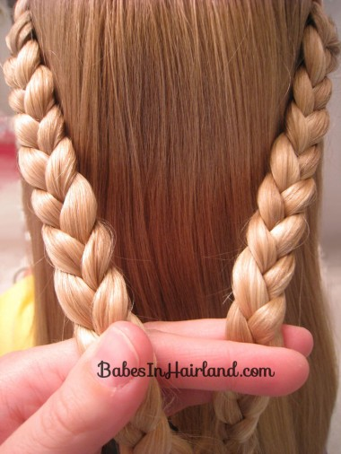 Knotted Braid Pullback (2)