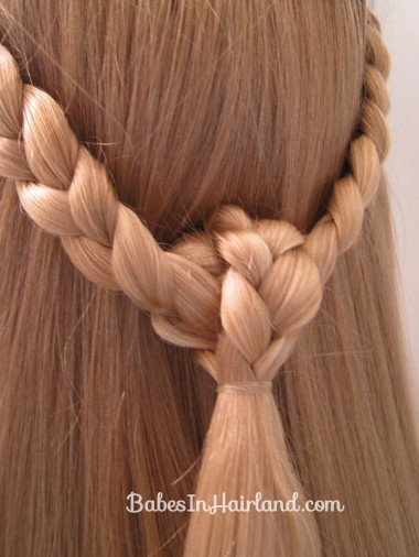 Knotted Braid Pullback (5)