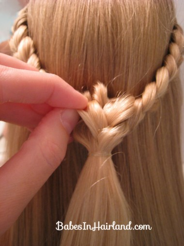 Knotted Braid Pullback (6)