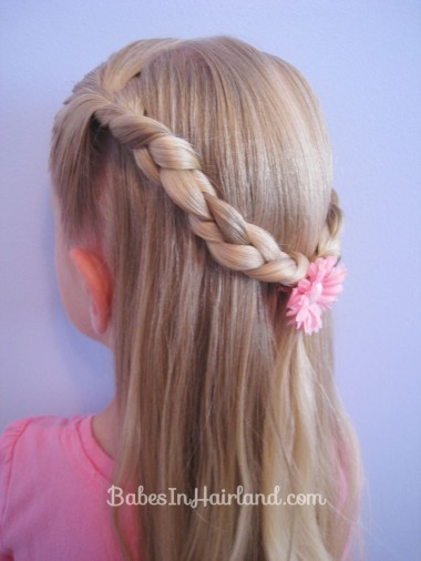Wrapped Braids from BabesInHairland.com