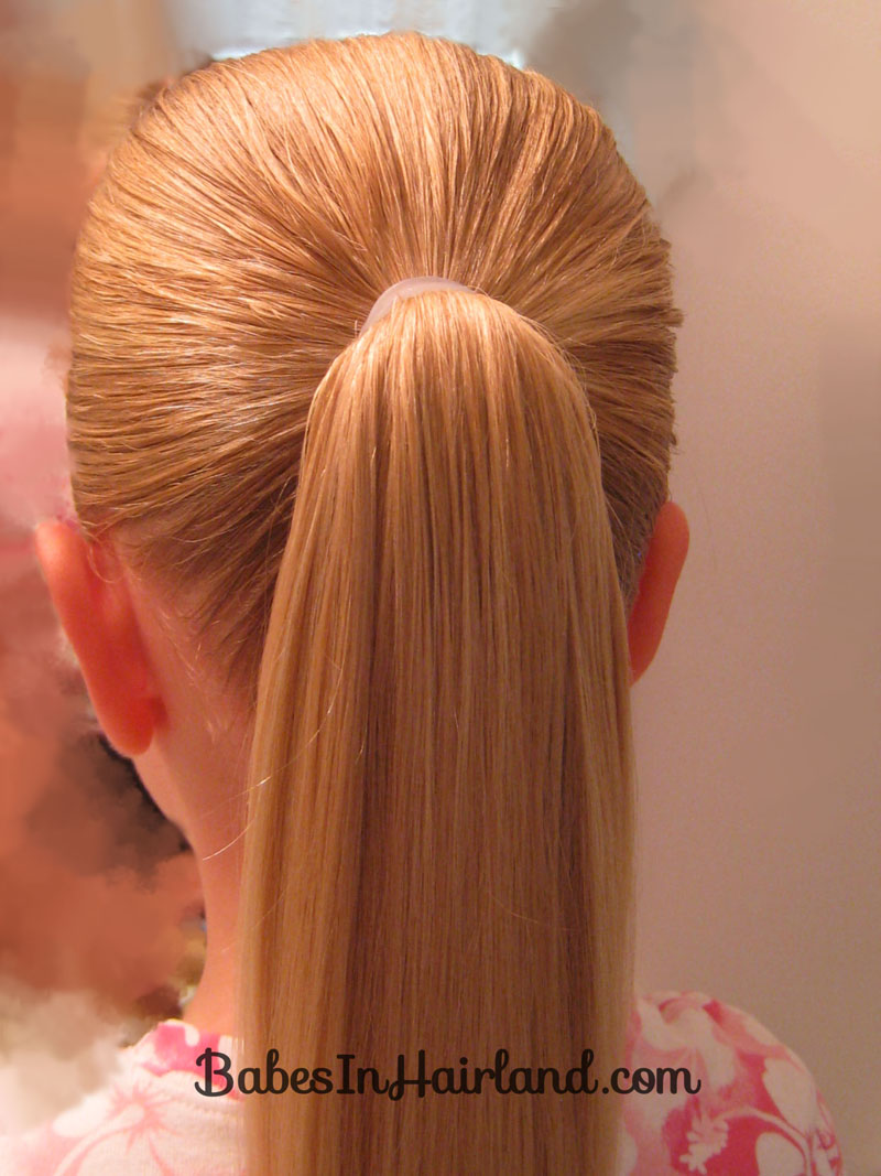 Strange Hair Wrapped Bubble Ponytail Babes In Hairland Short Hairstyles For Black Women Fulllsitofus