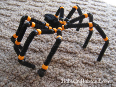 Spooky Spider Halloween Headband (3)
