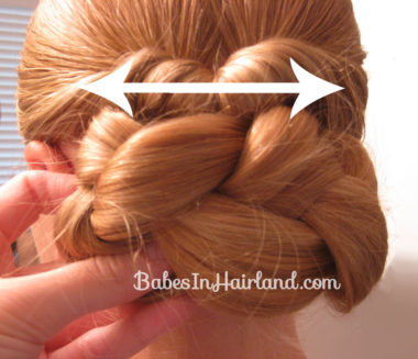 Easy Rolled Braid Updo (9)