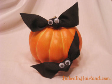 Bat Bows for Halloween (10)
