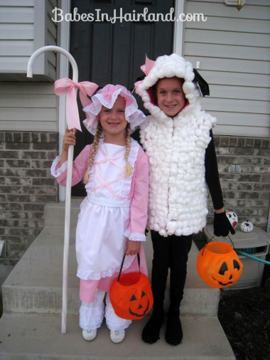 Sheep & Little Bo Peep Costumes