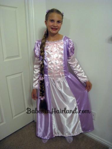 Rapunzel Costume