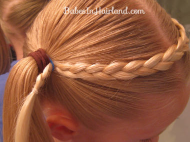 Braid Headband & Messy Buns (6)