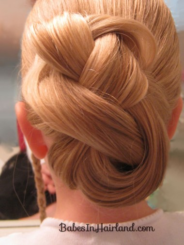 Micro Braid Updo | Wedding Hairstyles (6)