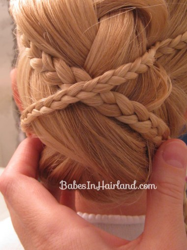 Micro Braid Updo | Wedding Hairstyles (10)