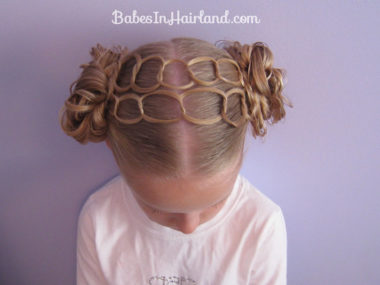 Double Chain Headband & Messy Buns (10)