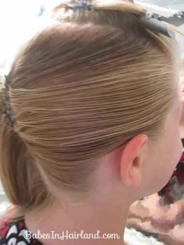 Elegant French Twist Updo (4)