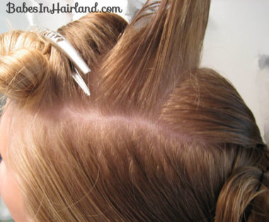 Elegant French Twist Updo (14)