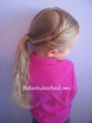 Rolled Heart | Valentine's Day Hairstyle (7)