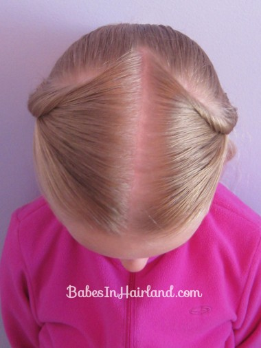 Rolled Heart | Valentine's Day Hairstyle (10)