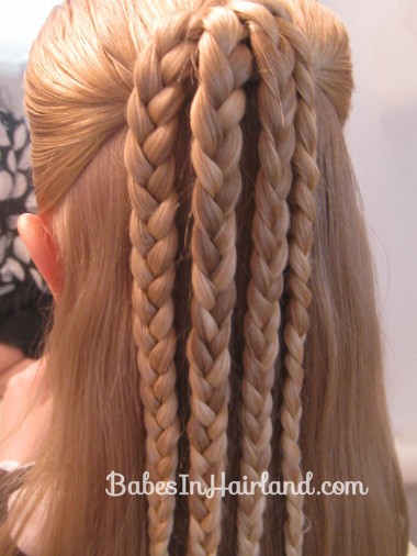 2 Braided Hearts | Valentines' Hairstyle (3)
