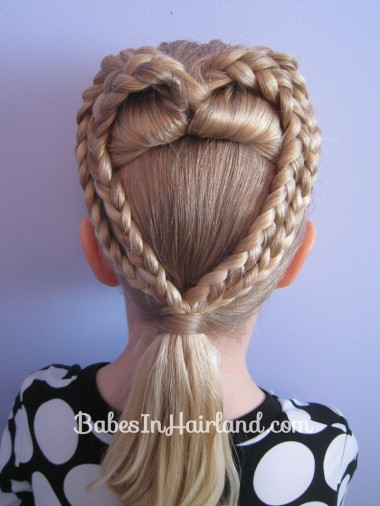 2 Braided Hearts | Valentines' Hairstyle (10)