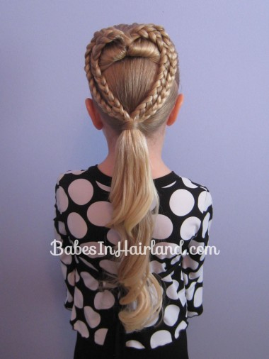 2 Braided Hearts | Valentines' Hairstyle (12)