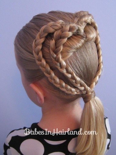 2 Braided Hearts | Valentines' Hairstyle (13)