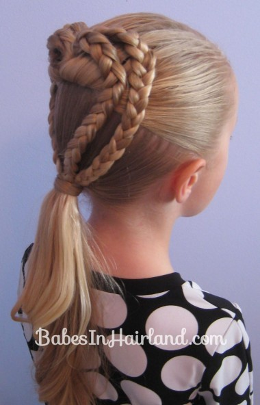 2 Braided Hearts | Valentines' Hairstyle (14)