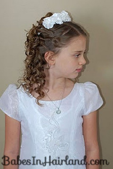 Pile of Curls Redo - Baptism Hair (2)