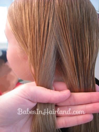 Chunky Knot Milkmaid Braids - BabesInHairland.com (2)