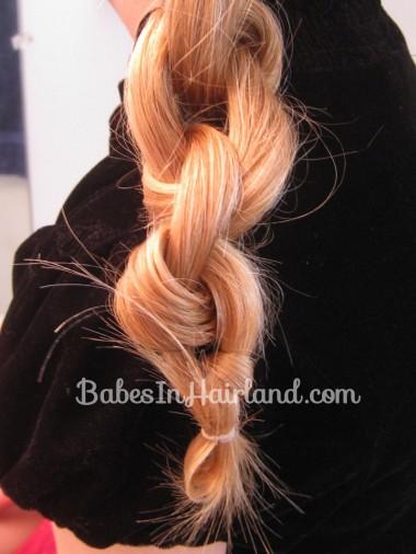 Chunky Knot Milkmaid Braids - BabesInHairland.com (7)