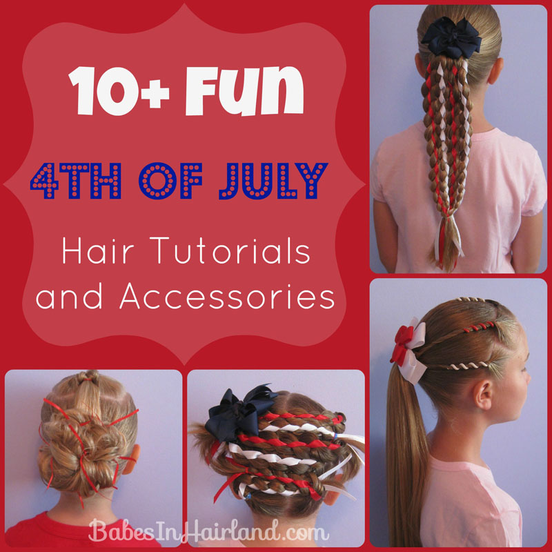 4th of July Hair & Acce