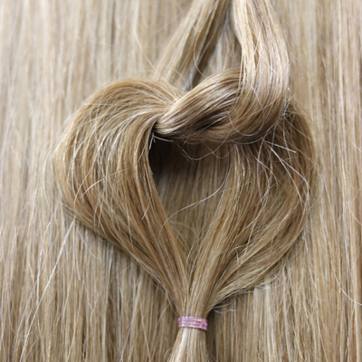 Hanging Hearts   Valentine's Day Hairstyle