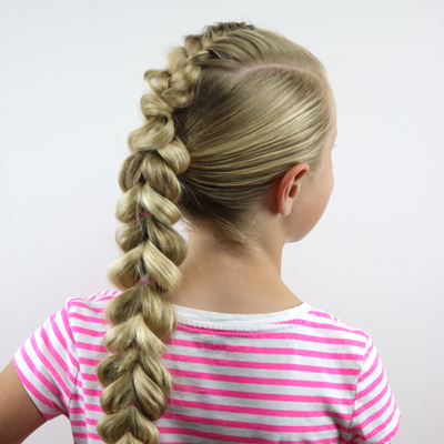 Pull Through Combo Braid