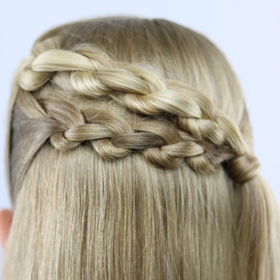 3 Strand Knot Braid