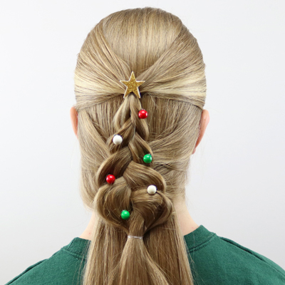Christmas Hair.Christmas Hairstyle Archives Babes In Hairland