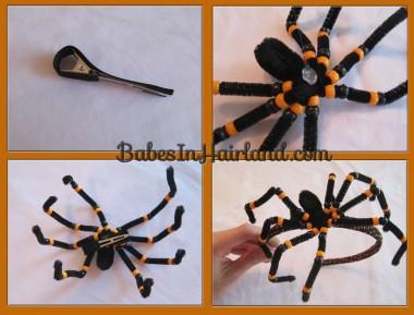 Spooky Spider Halloween Headband (10)