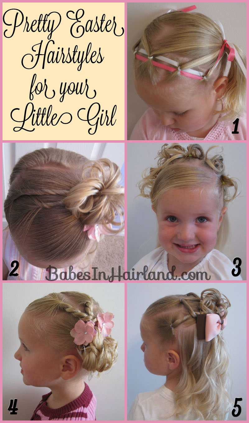 5 Pretty Easter Hairstyles from BabesInHairland.com (1)