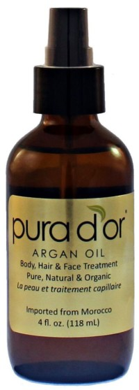What does argan oil smell like