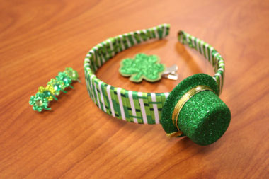 St. Patrick's Day Hair Accessories (7)